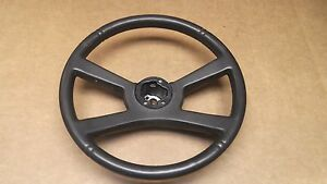 1988-94-CHEVY-GMC-C-K-TRUCK-OEM-LEATHER-STEERING-WHEEL-SILVERADO-SIERRA