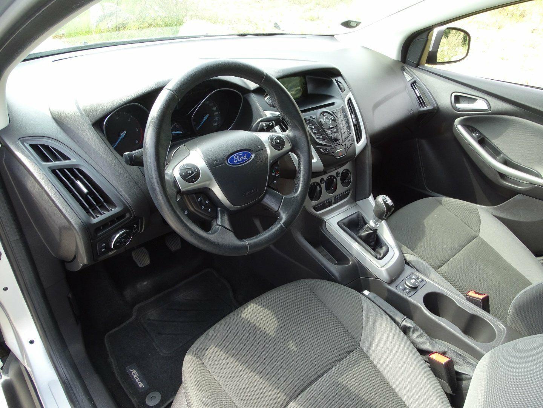 Ford Focus 1,6 TDCi 115 Trend stc. - billede 6