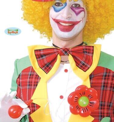 Adulto Clown Costume Asinino Fiore Commedia Acqua Squirt Fiore Nuovo Fg-mostra Il Titolo Originale Per Cancellare Il Fastidio E Per Estinguere La Sete