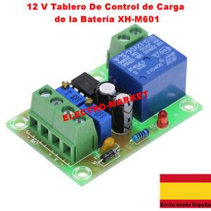 12-V-Tablero-de-la-Proteccion-Placa-de-Rele-Modulo-Controlador-de-Carga-Automati