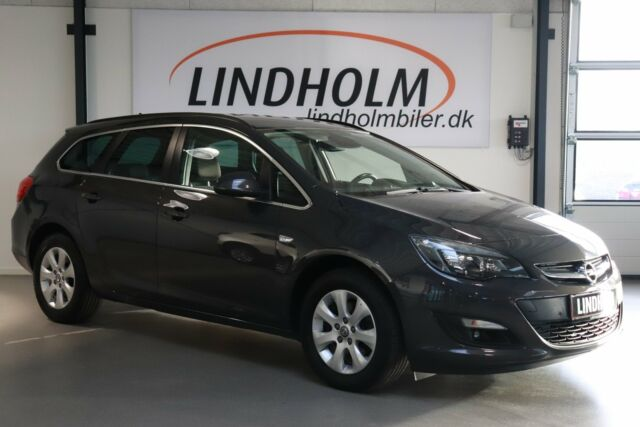Opel Astra 1,6 CDTi 136 Business ST