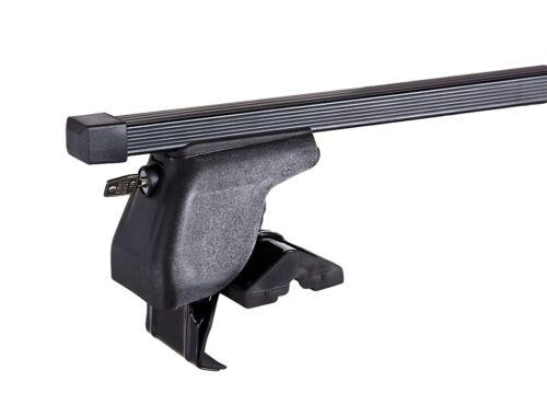 Mitsubishi Lancer Saloon Roof Bars M001 Lock 130cm Pair of 93-07