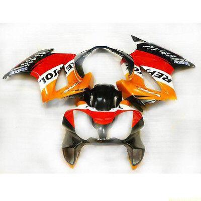 HIG ABS Bodywork Fairing Set For Honda VFR 800 2002-2009 03 04 05 06 07 08 (D)