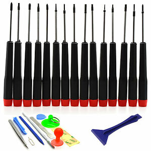 repair tool kit 27 in 1 screwdriver tool set for macbook pro air retina ebay. Black Bedroom Furniture Sets. Home Design Ideas
