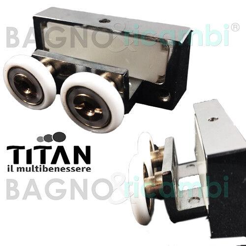 Ricambio gruppo completo di 2 cuscinetti manhattan Titan CAMNA2CR02