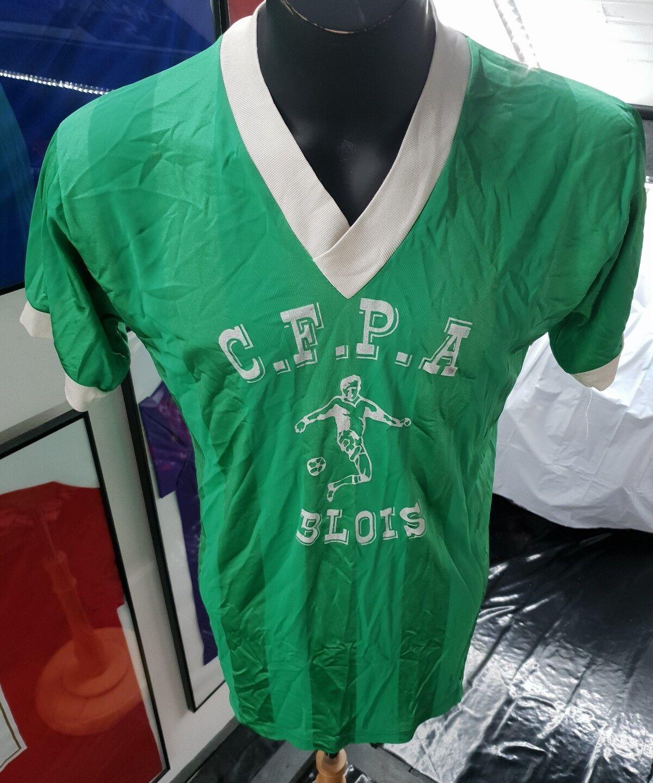 Maillot jersey maglia camiseta trikot shirt shirt shirt france porté worn 80s blois vintage | Acquisti online  | prezzo di sconto speciale  | Stravagante  58d9f3