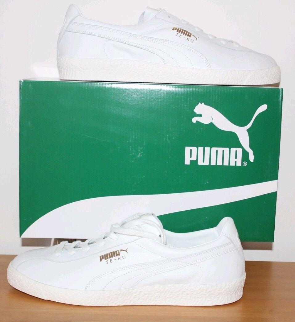 Puma blancoo Clásico Zapatillas Te-Ku 365420 02