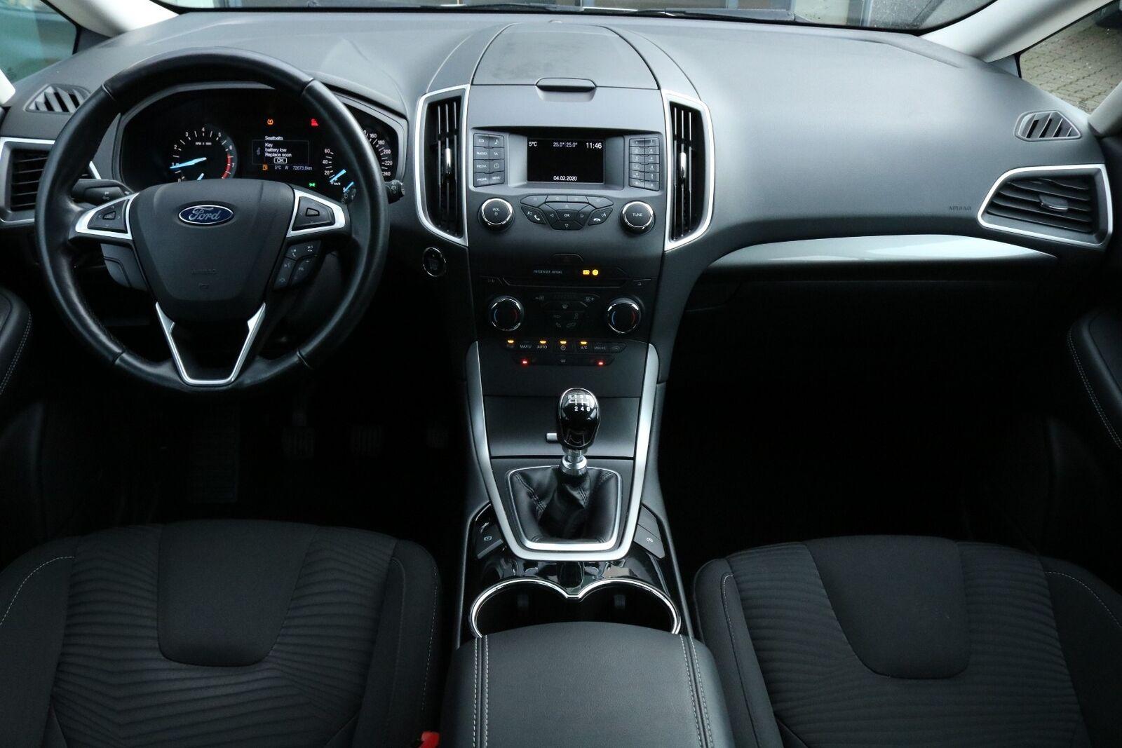 Ford S-MAX SCTi 160 Trend 7prs