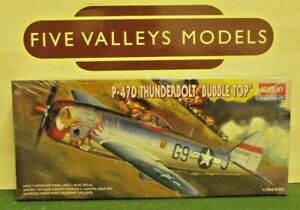 "#290519/03 Academy 2174 P-47d Thunderbolt ""bubble Top"" échelle 1:72 Prix ​​RéDuctions"