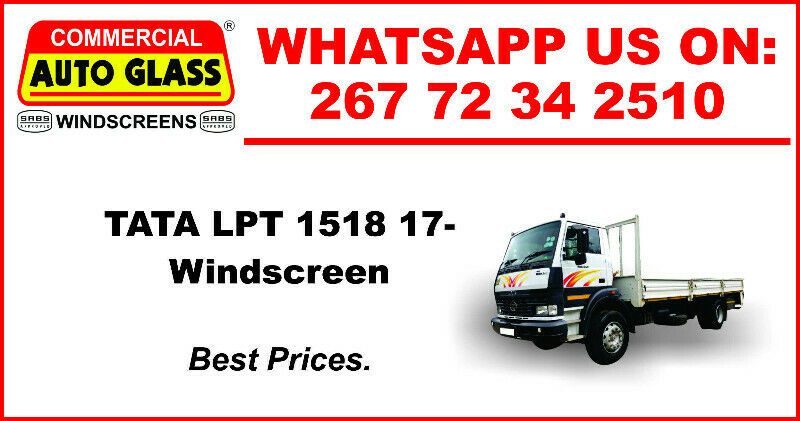 Windscreen For Tata LPT 2017 For Sale.