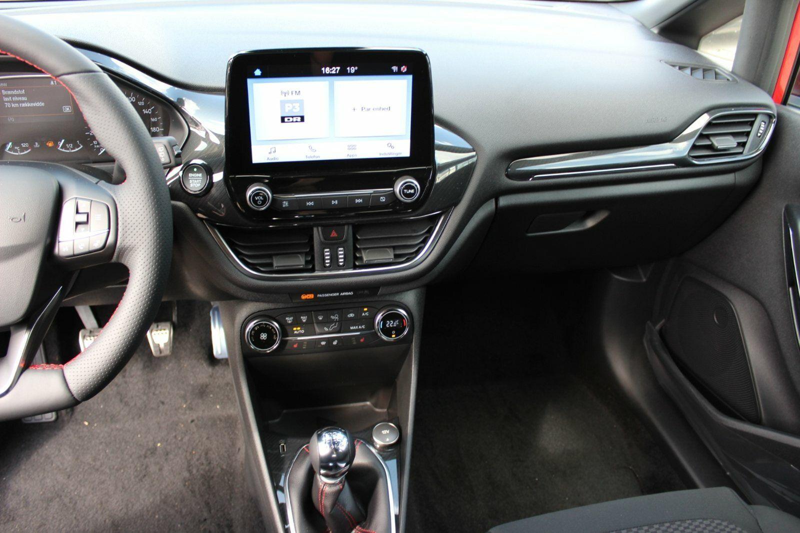 Ford Fiesta 1,0 SCTi 140 ST-Line - billede 10