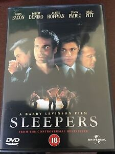 Sleepers-DVD-with-De-Niro-Hoffman-Patric-Pitt-and-Bacon