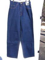 Claudio Nucci Girls Cotton Blend Denim Blue Jeans Size 16