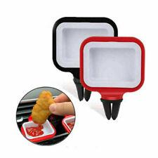 2× Gebratene Dip-Clips Ein Sauce-Snackhalter für Ketchup und Dip-Saucen im Auto