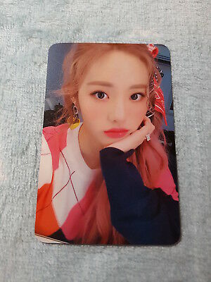 fromis/_9 Special Single Album From.9 LOVE BOMB Jiwon Type-B Photo Card 30 10