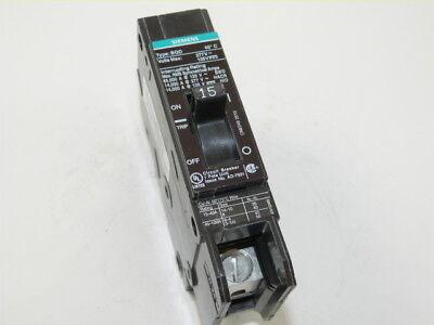Used Siemens EH1B020 1p 20a 277v Circuit Breaker 1-yr Warranty
