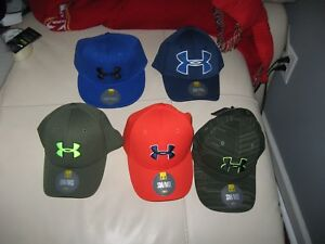 Image is loading UNDER-ARMOUR-Boy-039-s-Hat-039-s- ee98bca5f14