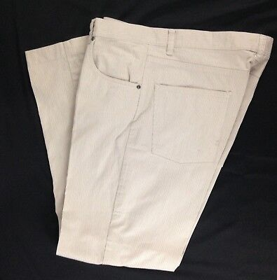 daa2aa795a4a77 Attitude Armand Thiery Men's French Pants Size 35.5/31 EU46 | eBay
