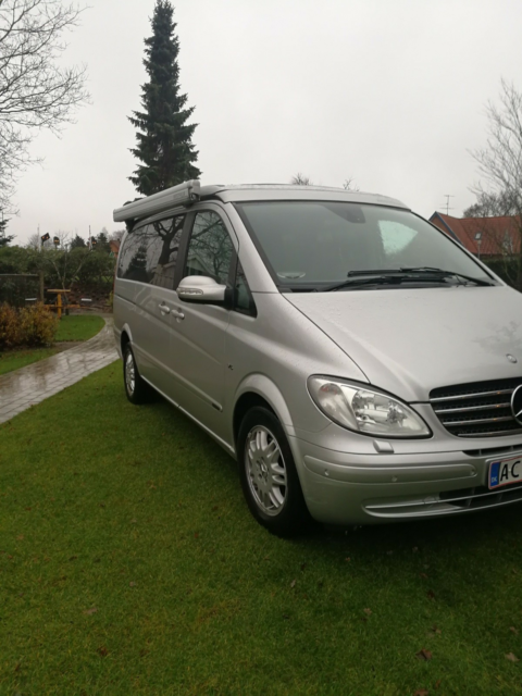 Mercedes Benz marco polo, 2007, km 230000, 2190 kg…