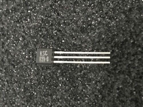2SC839 NPN Silicon Epitaxial Transistor 5 Stück//pcs KSC839-O FSC TO-92