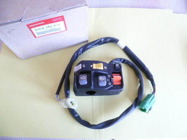 35020-HN0-A11 Left Hand Switch assembly  Honda Quad