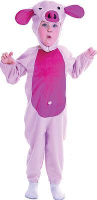 CHILD CUTE PIGGY #PEPPA PIG TODDLER COSTUME ANIMALS & NATURE FANCY DRESS COSTUME