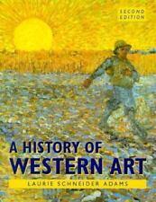 A History of Western Art, Laurie Schneider Adams, Good Book
