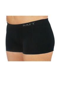 4 Damen Sport Panty Pants Hipster Hotpants Microfaser Boxershorts Wäschebeutel