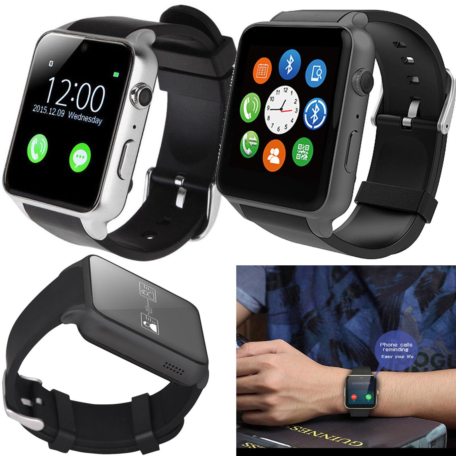 Bluetooth Smart Watch Phone Mate For Men Womens Samsung Note 9 8 LG G6 G7 Huawei bluetooth Featured for mate men note phone samsung smart watch womens