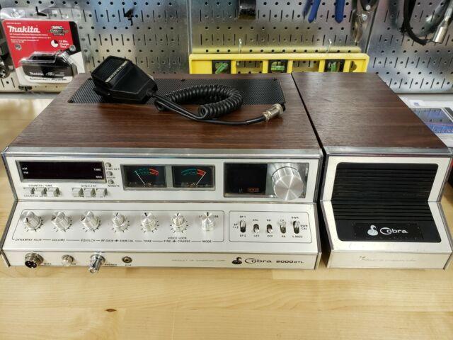 Cobra 2000GTL Am SSB 40 Channel CB Radio Base Station With