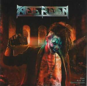 ACID-REIGN-THE-AGE-OF-ENTITLEMENT-2019-British-Thrash-Metal-CD-FREE-GIFT