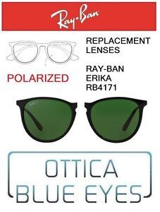 Lenti-di-Ricambio-RAYBAN-ERIKA-RB4171-filtri-Replacement-Lenses-Ray-Ban-POLAR-2P