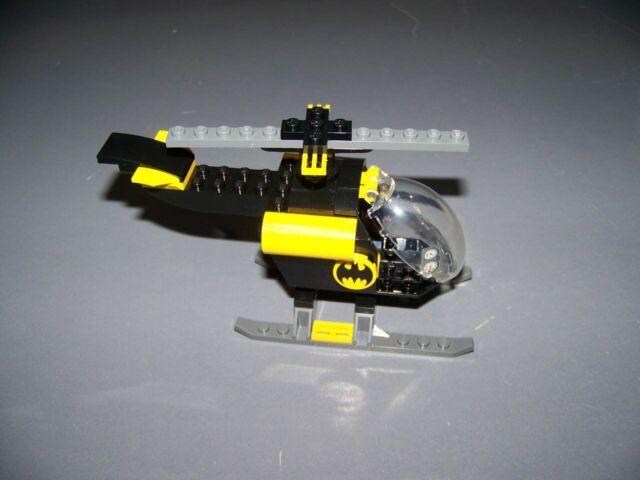 LEGO DC BATMAN #76138- JOKER ESCAPE / HELICOPTER ONLY ...