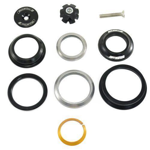 "FSA No.57 Orbit 1.5 ZS 1-1//8/""-1.5/"" Sealed Bearing Tapered Headset"