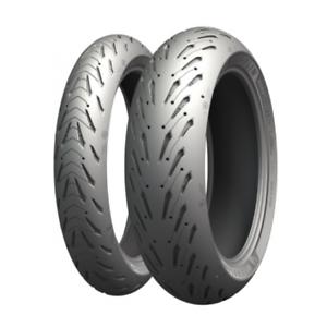 Tire road 5 trail 120 70 zr 19 m c 60w tl Michelin 255302