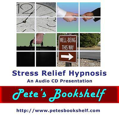 Stress Relief Hypnosis NLP - Audio CD | eBay