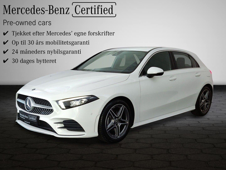 Mercedes A200 1,3 Advantage AMG aut. 5d - 364.800 kr.