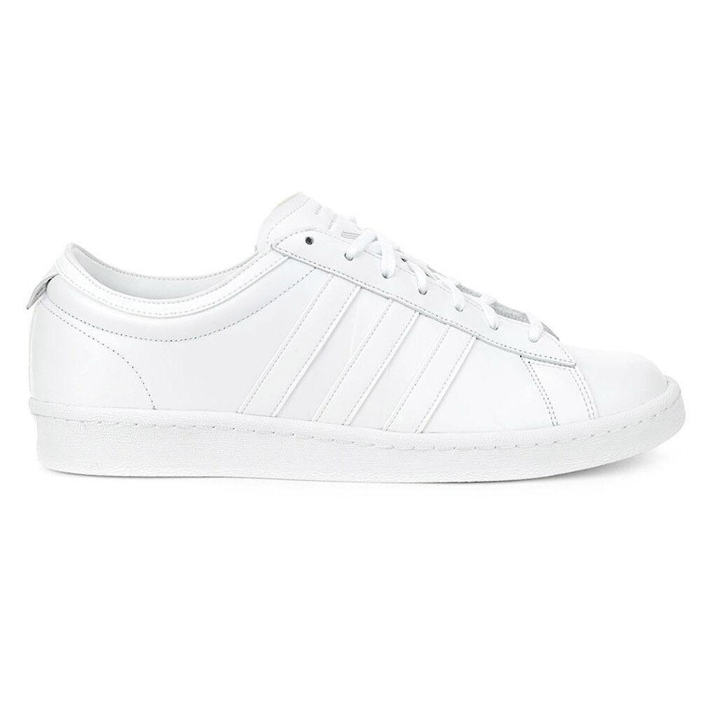 Adidas Originals By blanco Mountaineering Supergrip Zapatos blancoo Cuero Nuevo