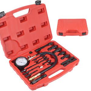 UK-17-pcs-Diesel-Engine-Compression-Tester-Kit-Tool-Set-Automotive-Compressor