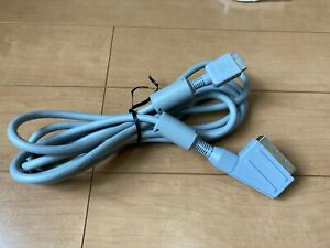 PlayStation-Sony-Official-RGB-SCART-Cable-SCPH-1050-2