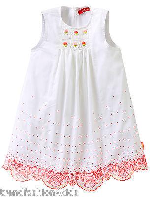 OILILY Sommer 2014 Dress/Kleid  weiss 98 104 116 128 140 -YS14GDR19 - Dette NEU
