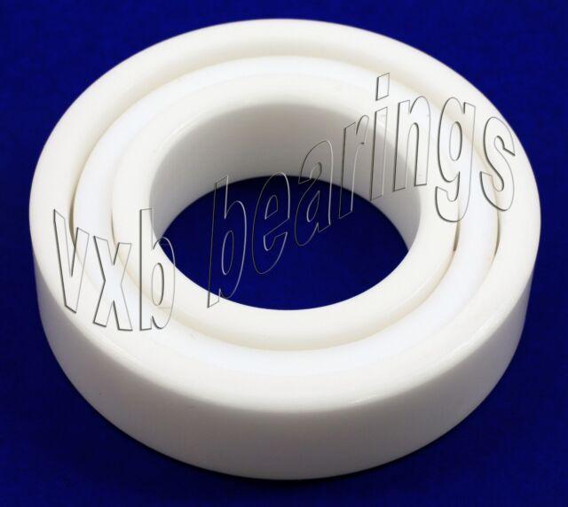 61902-2RS Full Ceramic Sealed Bearing 15x28x7 ZrO2 Ball Bearings
