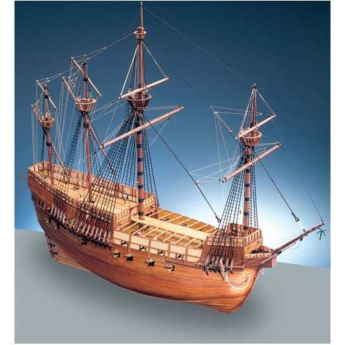 Calder Craft Mary pink Period Ship Kit (HPS 9004)