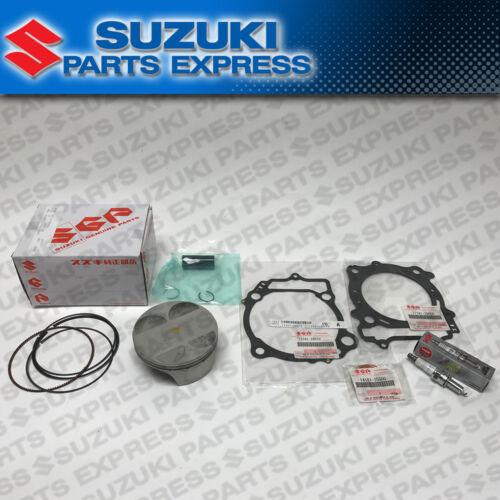 2013-2017 SUZUKI RMZ450 RM-Z 450 COMPLETE OEM TOP END PISTON KIT W// GASKETS