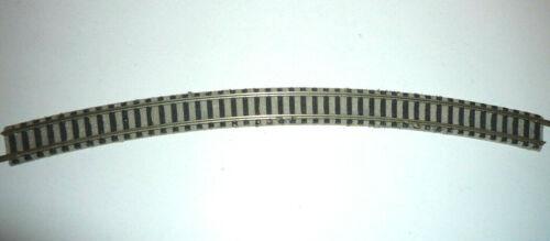 R3 30° FLEISCHMANN N X473X 9130 gebogenes Gleis