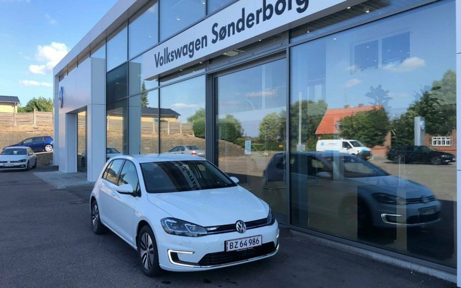 VW e-Golf VII   5d - 309.900 kr.