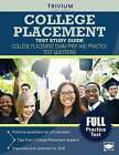 College Placement Test Study Guide: College Placement Exam Prep and Practice Test Questions by College Placement Exam Prep Team (Paperback / softback, 2016)