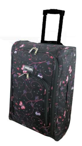 Lightweight Hand Luggage Cabin Bag Suitcase Ryanair Easyjet Case Fits 55x40x20