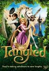 Disney Tangled Blu-ray 2010 High Definition Special Features - Region B