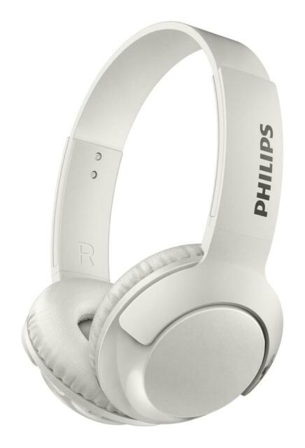 PHILIPS SHB3075WT/00 Bass+ On-ear Kopfhörer Bluetooth Weiß NEU OVP